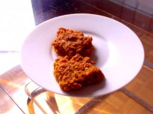 pumpkin bfast cookie